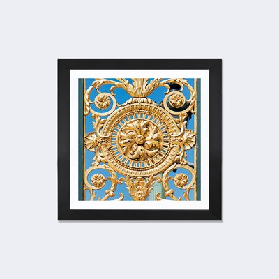 'Royal French Sculpture II' Photographic Print Size: 16