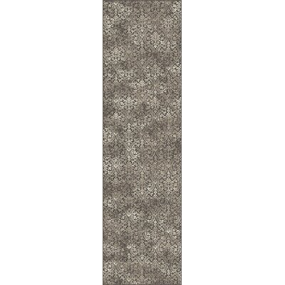 Palmilla Taupe Area Rug Rug Size: Runner 22 x 71