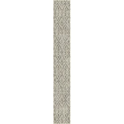 Palmilla Ivory Area Rug Rug Size: Runner 22 x 710