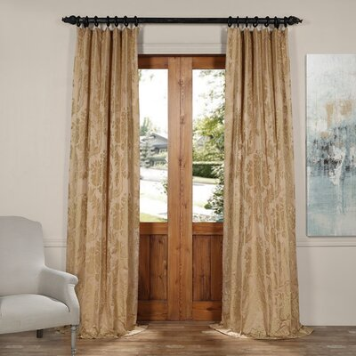 Ballsallagh Jacquard Single Curtain Panel