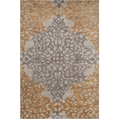 Covell Bronze Rug Rug Size: Rectangle 79 x 99
