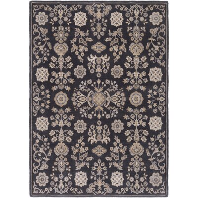 Bloomingdale Gray/Neutral Area Rug Rug Size: Rectangle 53 x 76