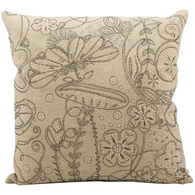 Irene Cotton Throw Pillow