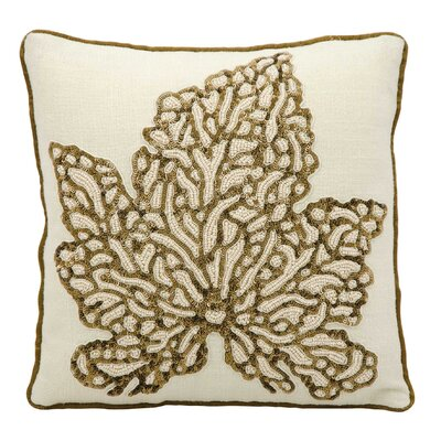 Bascomb Cotton Throw Pillow