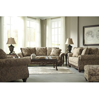 Bason Configurable Living Room Set
