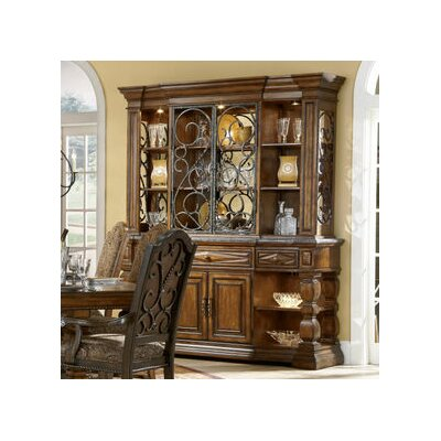 Chesley Lighted China Cabinet