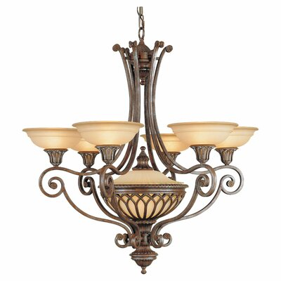 Randall 6-Light Shaded Chandelier