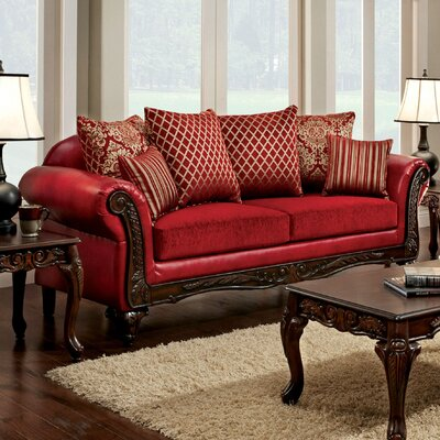 Clayson Pillow Back Sofa