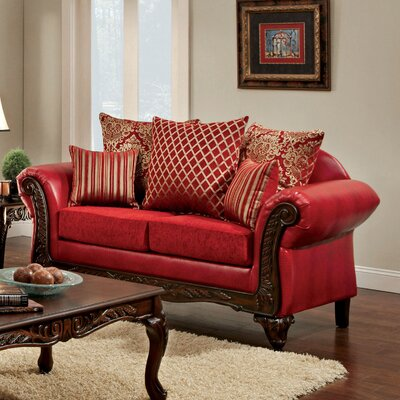 Clayson Pillow Back Loveseat
