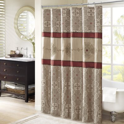 Chambord Shower Curtain