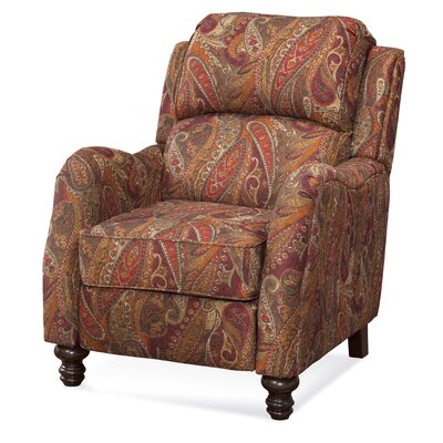 Serta Goring Manual Recliner Upholstery: Danielle Cayenne