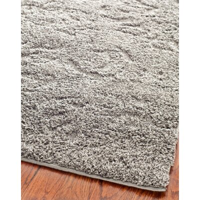 Steephill Gray/Beige Area Rug Rug Size: Rectangle 4 x 6