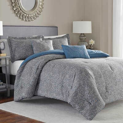 Zindanlari Comforter Set Size: Full/Queen