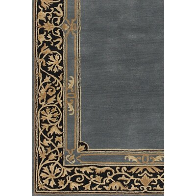 Chesney Brown / Gray Area Rug Rug Size: 5 x 76