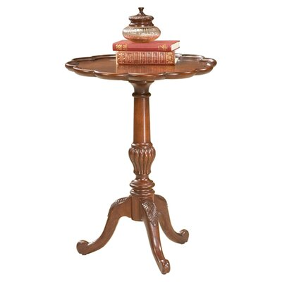 Hopkins End Table Color: Plantation Cherry