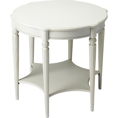 Willard End Table Finish: Cottage White