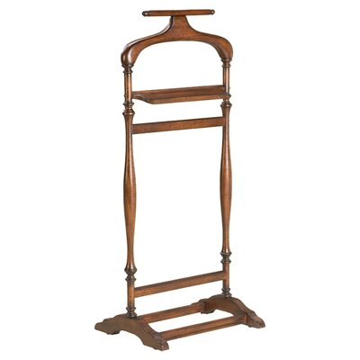 Wood Valet Stand Finish: Plantation Cherry