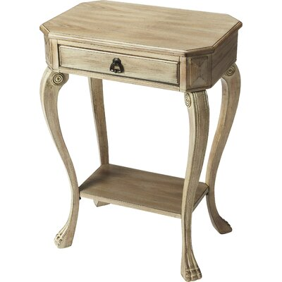 Copley Channing Console Table Finish: Driftwood
