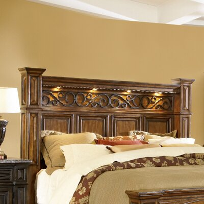 Chesley Wood Headboard