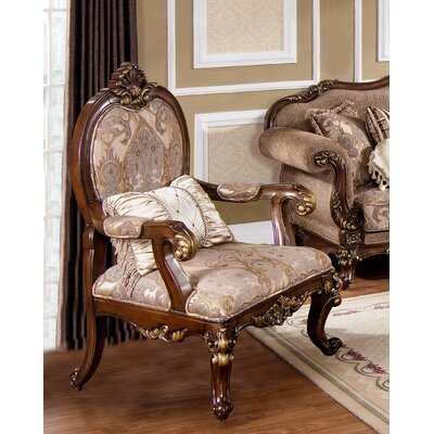 Fontainbleau Traditional Living Room Armchair