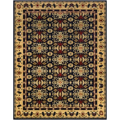Batchelder Blue/Beige Area Rug Rug Size: Rectangle 8 x 10