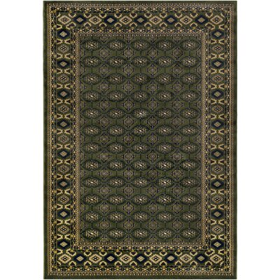 Batchelder Green Area Rug Rug Size: Rectangle 5 x 76