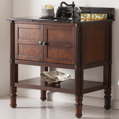 Merriweather 33 Single Bathroom Vanity Set