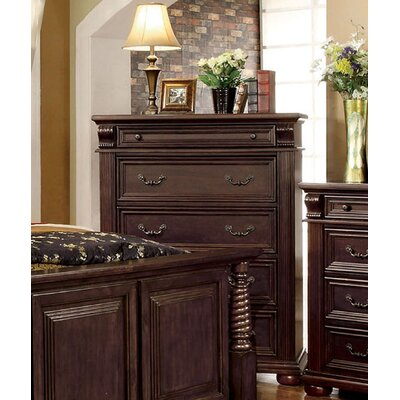 Milford 5 Drawer Chest