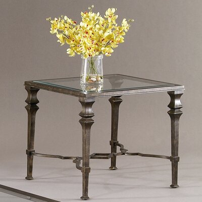Barnicle Square End Table