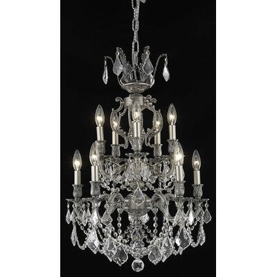 Canary 10 Light Chandelier