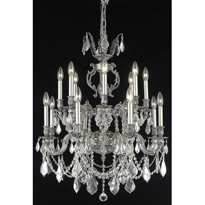 Canary 16 Light Chandelier