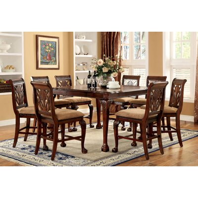 Coleman 7 Piece Counter Height Pub Set