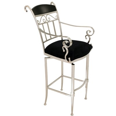 Middleville 26 Swivel Bar Stool