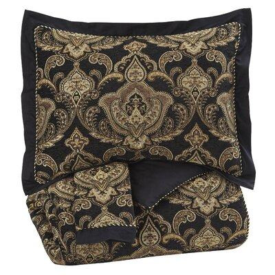 Mount Ida 3 Piece Reversible Comforter Set Size: King