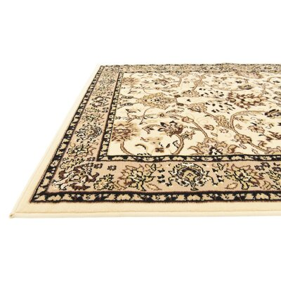 Concord Ivory Area Rug Rug Size: 9 x 12