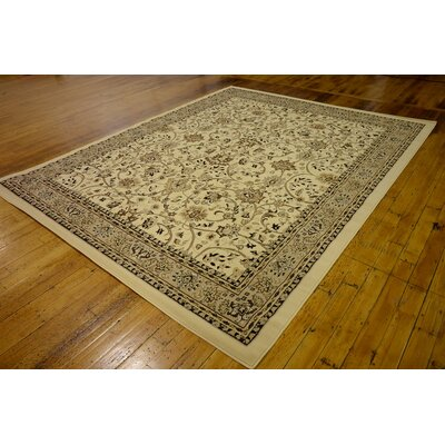 Concord Ivory Area Rug Rug Size: 8 x 10