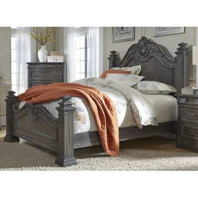 Danberry Panel Bed