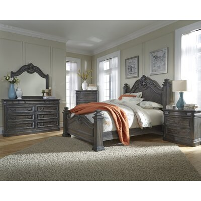 Danberry Panel Customizable Bedroom Set