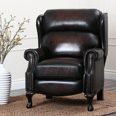 Kenneth Leather Recliner