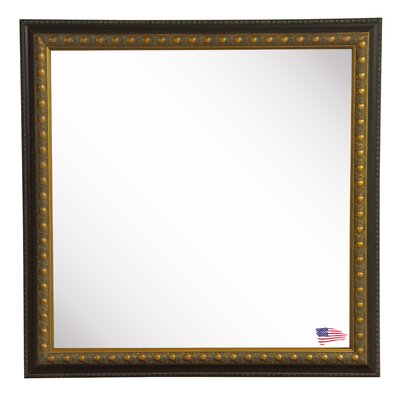 Square Traditional Cameo Wall Mirror