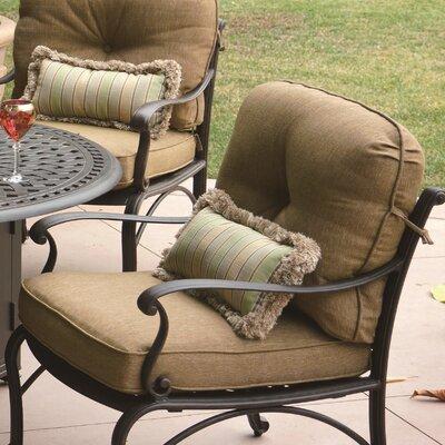 Fairmont Club Chair Seat and Back Cushion