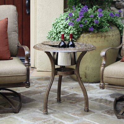 Fairmont Side Table Finish: Mocha