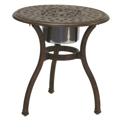 Fairmont Side Table Finish: Antique Bronze