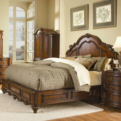 Drew Panel Bed Size: Queen