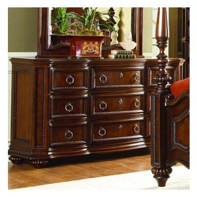 Drew 9 Drawer Standard Dresser