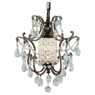 Drumavoley 1-Light Mini Foyer Pendant