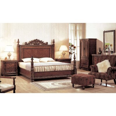 Conway Panel Customizable Bedroom Set