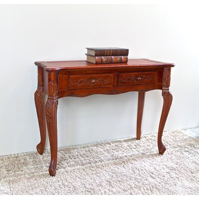 Almont Wood Console Table