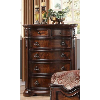 Fletcher 5 Drawer Chest