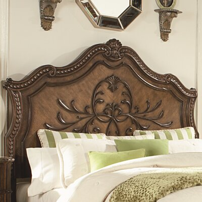 Crendon Panel Headboard Size: Queen